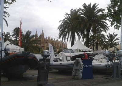 Boat Show of Palma 2017
