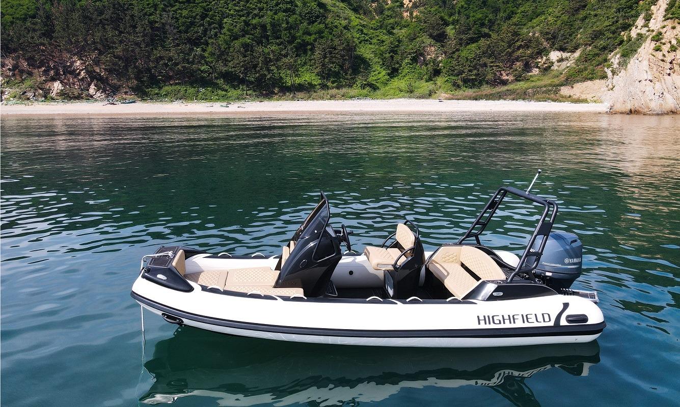 Embarcaciones de casco de aluminio, diseño Australiano